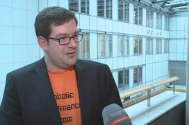 Доминик Бьозл пред UpDate: Ние сме първите мигранти към роботиката