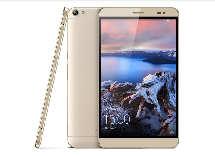 Huawei MediaPad X2 – първият в света  Ultra-octa 64 битов LTE Cat6 4G фаблет