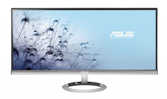 ASUS представи MX299Q – ултраширок монитор от Designo серията