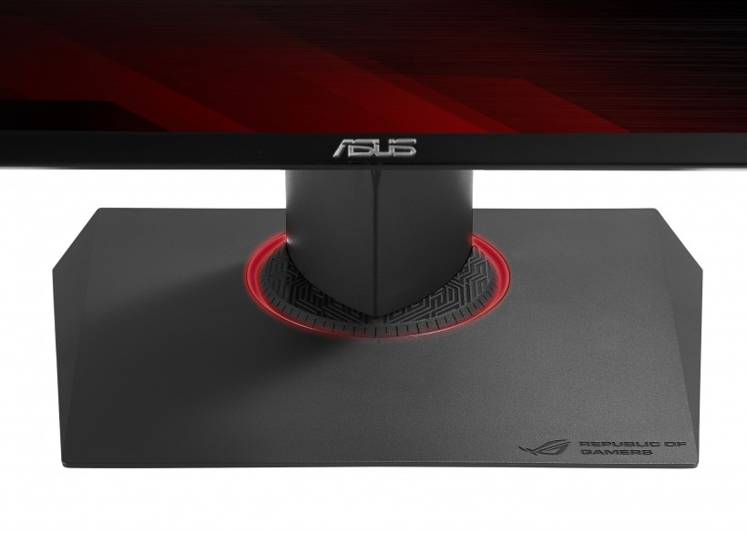 07. ROG SWIFT PG278Q GAMING MONITOR_STAND WITH LED LIGHT-IN-MOTION