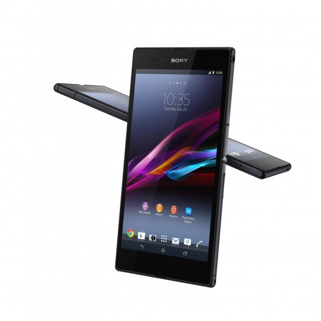 Мтел предлага фаблета Sony Xperia Z Ultra