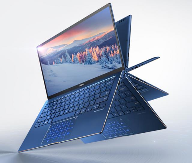 IFA 2018- ASUS представи нови ZenBook лаптопи