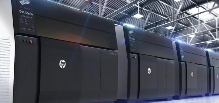 Технология за 3D печат на метали от HP