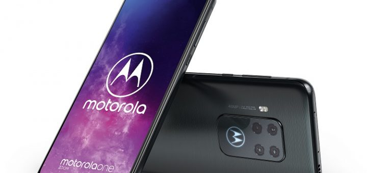Motorola ONE Zoom вече в магазините на VIVACOM