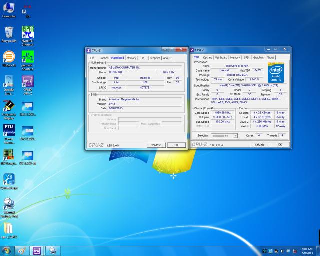 ASUS отключва овърклока на процесорите с архитектура Haswell за своите дънни платки H87 и B85