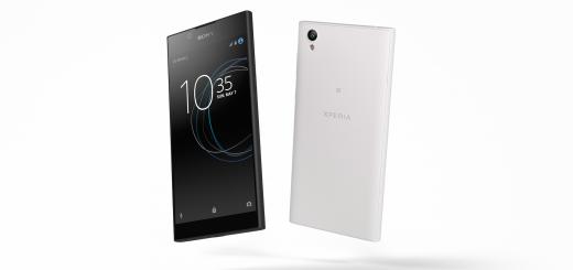 Sony Xperia L1 е елегантен смартфон с голям 5.5-инчов HD дисплей