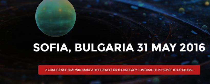 """Mеждународна конференция  """"Следващото ниво: Опит за България в сферата на глобалната технологична комерсиализация"""""""