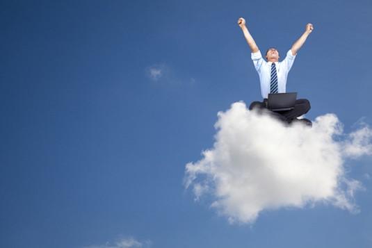 ...в облака вие имате неограничени възможности!