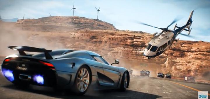 Нов състезателен симулатор Need for Speed Payback предлага реалистично филмово изживяване