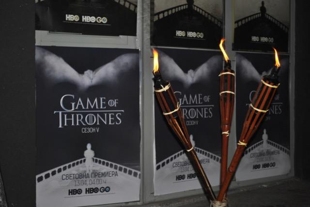 Нощна премиера на Game of Thrones