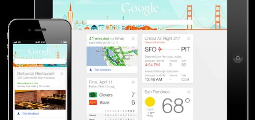 Google Now вече и за iOS