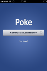 """Facebook възродиха """"Poke"""" с ново мобилно приложение"""