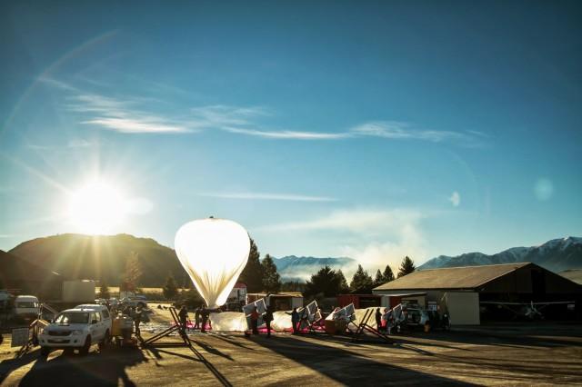 Поредният луд проект на Google: интернет от балони на 20 км височина