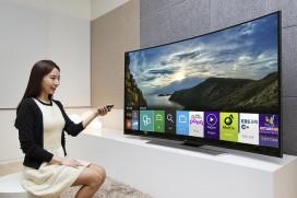 CES2015: Samsung Electronics дава ново определение на ТВ изживяването с новите смарт телевизори с Tizen