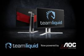 AOC спонсорира Team Liquid