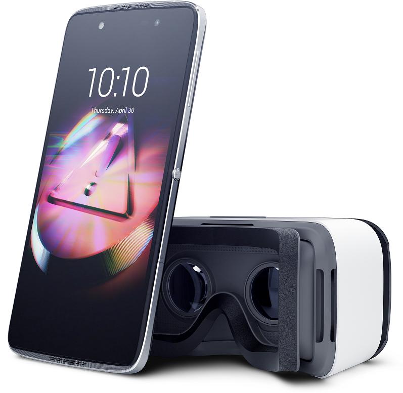 VIVACOM предлага Alcatel IDOL 4 с уникално виртуално изживяване с VR очила, включени в комплекта
