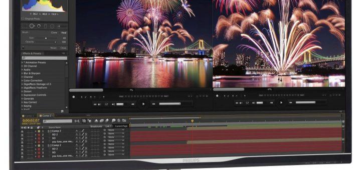 MMD пуска нов дисплей за професионалисти: Philips 328P6VUBREB