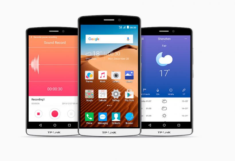 3 нови смартфона от TP-Link: Neffos CPL, C5 и C5 Max