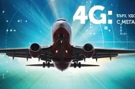 Два нови абонаментни плана с 4G LTE мобилен интернет от Макс