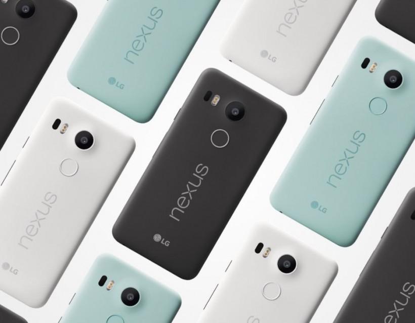 Google обяви новият LG Nexus 5X