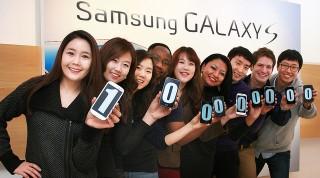 Samsung се похвали с над 100 милиона Galaxy S и над 40 милиона Galaxy S III