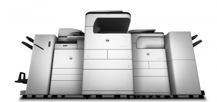 HP Inc. стартира продажбата на най-модерните и защитени A3 принтери в света