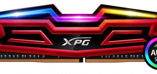 ADATA анонсира XPG SPECTRIX D40 с поддръжка на ASUS AURA Sync