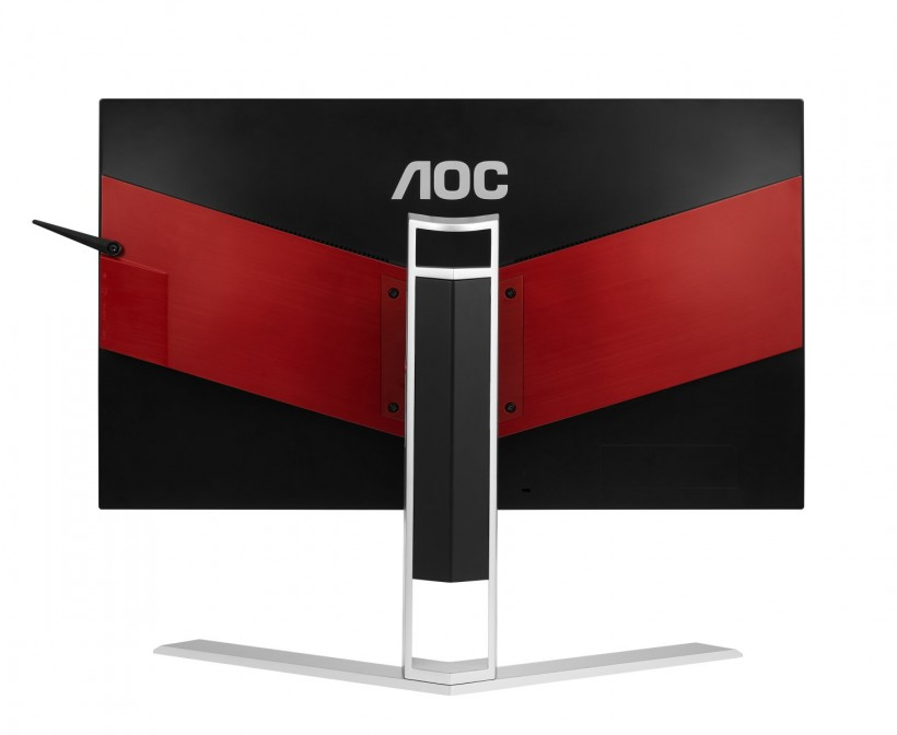 AOC AGON с 4K IPS панел и NVIDIA G-SYNC