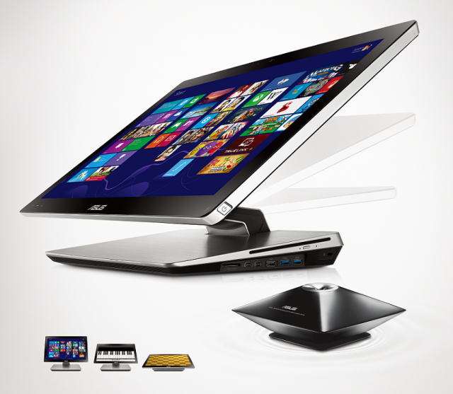 ASUS ET2301-Fold-Flat All-in-One PC