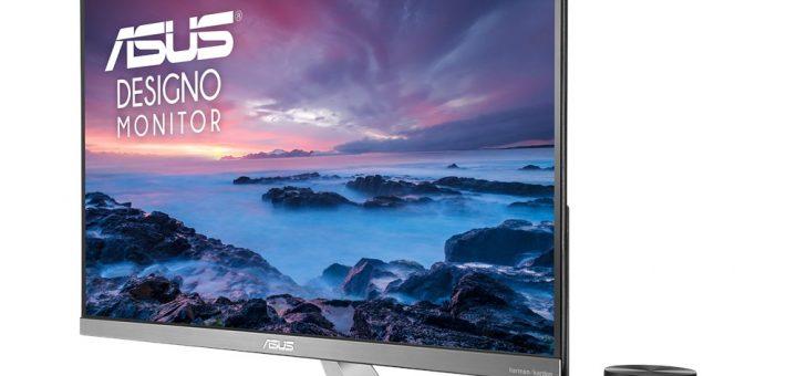 ASUS Designo MZ27AQ - Страхотен дизайнерски дисплей