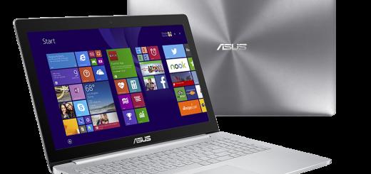 Новият ZenBook Pro UX50 от Asus