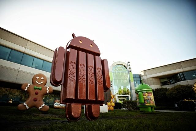 Android 4.4 KitKat набира скорост - вече е на 1.1% от устройствата