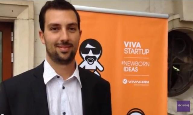 Атанас Райков от VIVACOM за старта на StartUp Academy