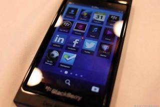 Изтече информация за спецификациите на един от моделите BlackBerry 10