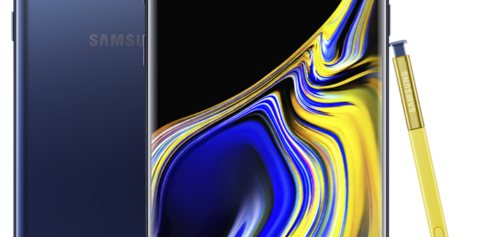 12 месеца без такса за UPGRADE при лизинг на Samsung Galaxy Note9 от Теленор