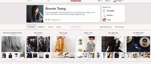 Bonnie Tsang: стил, дизайн и архитектура