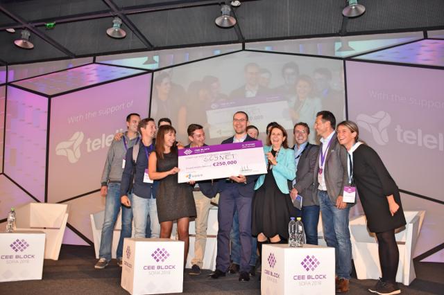 ScyNet е победителят в блокчейн конкурса, организиран от CEE Block София в партньорство с Телелинк