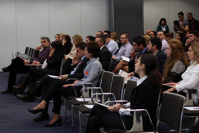 CRM конференцията от Balkan Services & Microsoft