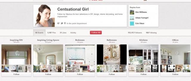 Centsational Girl: дизайн, вътрешно обзавеждане и подобрения в дома.
