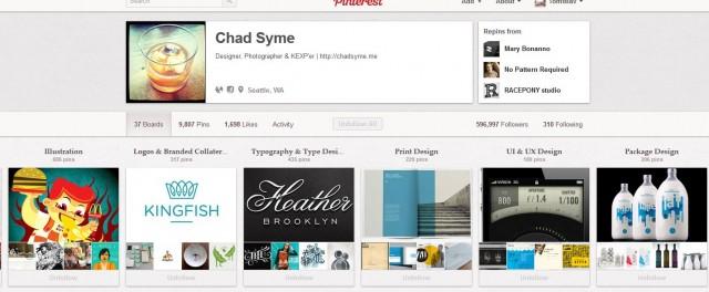 Chad Syme: стил, дизайн и фотография