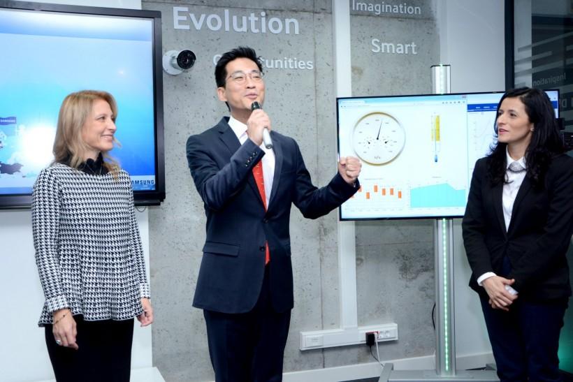 ChrisChung_SmartClassrooom Opening