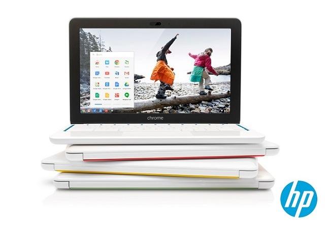 Google и HP спират временно продажбите на ChromeBook 11