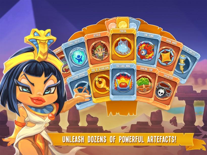 Българска игра Dash Legends атакува световния пазар