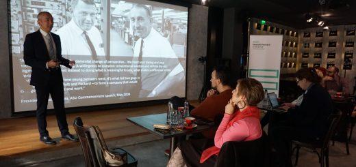 Hewlett Packard Enterprise затвърждава позициите си на българския пазар