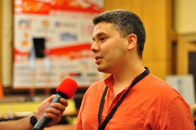 Иво Илиев, обясни идеята за провеждането на официалната церемония по награждаването