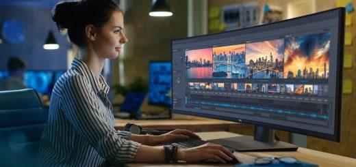 Dell разширява серията UltraSharp монитори с иновации в полза на бизнеса