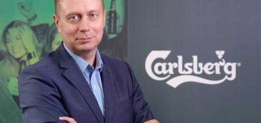 """Денис Шерстенников поема управлението на """"Карлсберг България"""""""