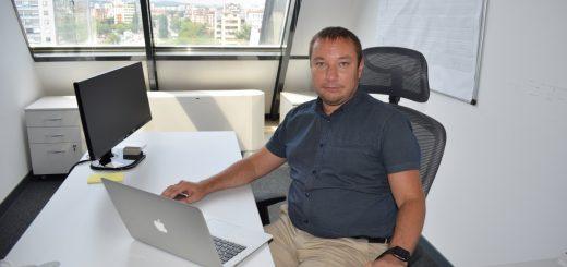 Денис Юхно поема поста на изпълнителен директор в DataArt България