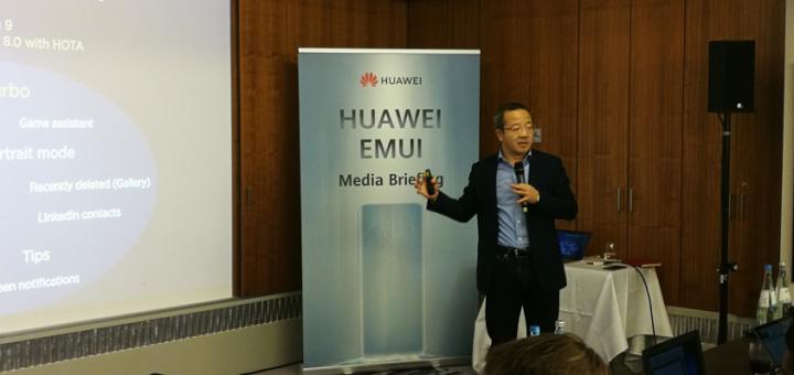 IFA 2018 - Huawei представи EMUI 9.0, новата операционна система за Android-Pie