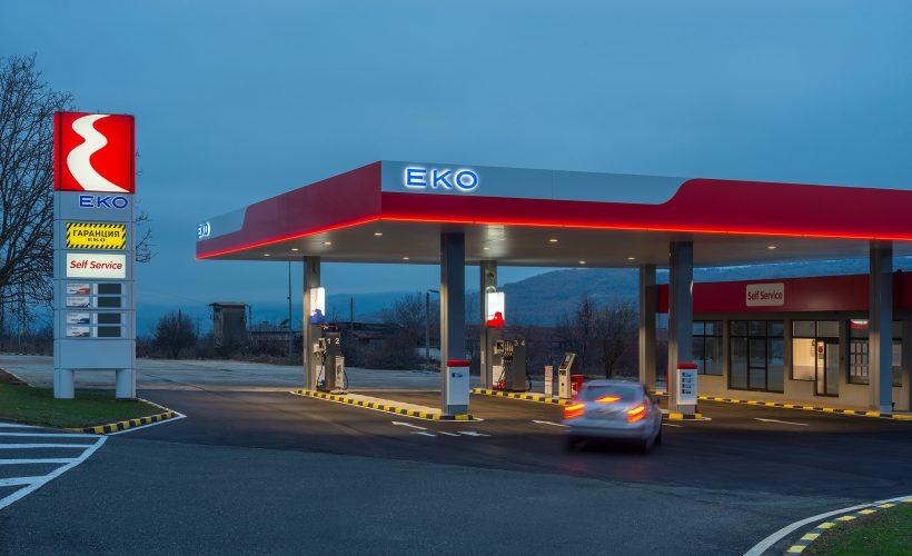ЕКО България отвори втора бензиностанция на самообслужване